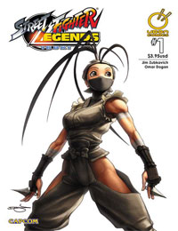 Read Street Fighter Legends: Ibuki online